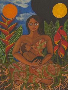 nourish-mother